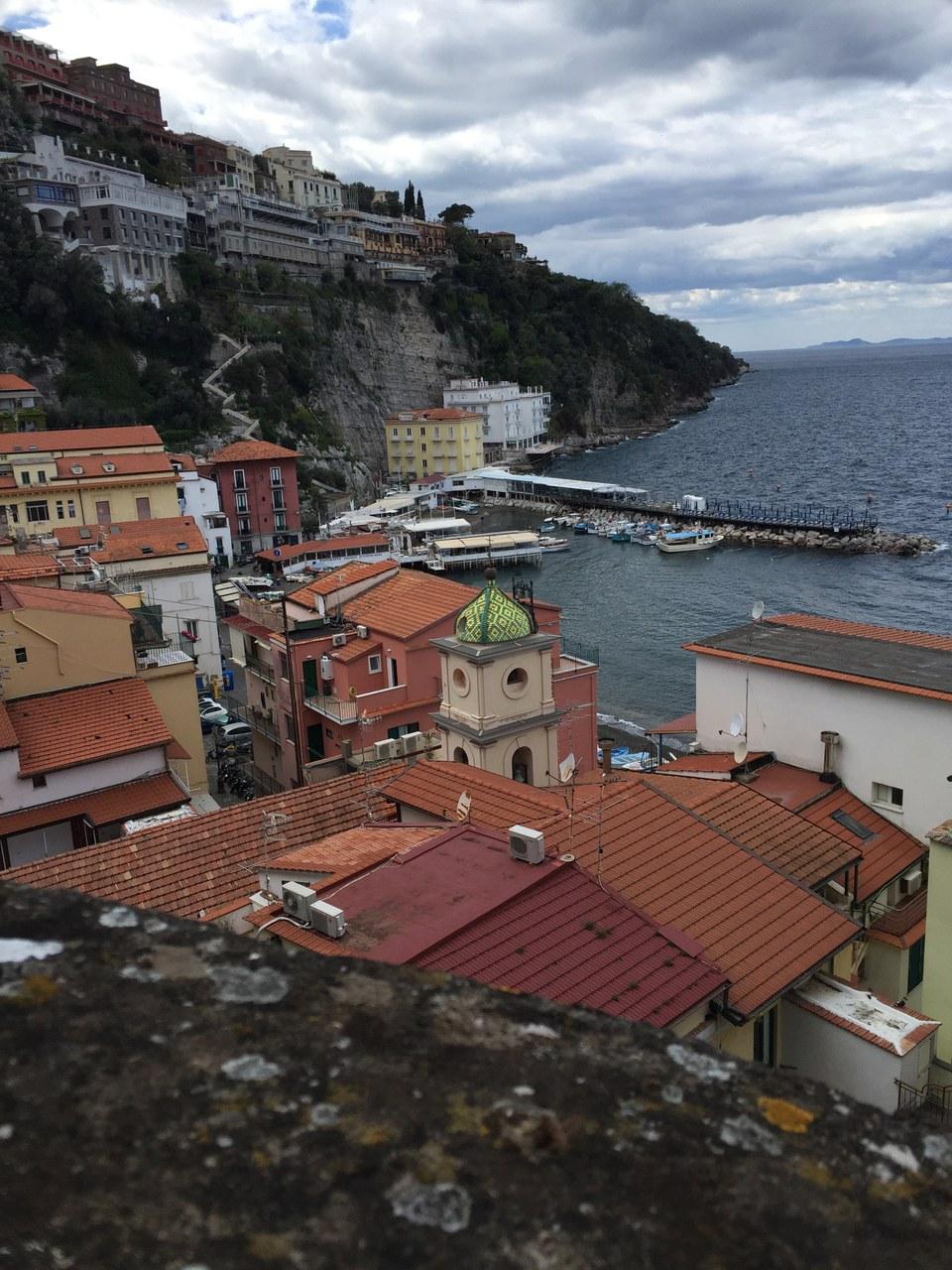 Sorrento's Old Harbor