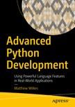 Advanced Python Development Book Cover