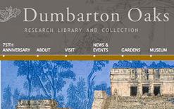 Dumbarton Oaks Website
