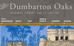 Dumbarton Oaks Website